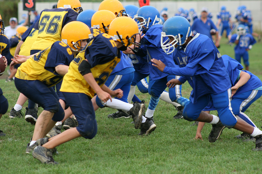 bigstock-Football-Play--851486