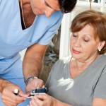 Type 2 diabetes may increase the risk of mild cognitive impairment.