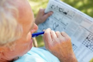 Age-related cognitive decline can be halted with proper care.