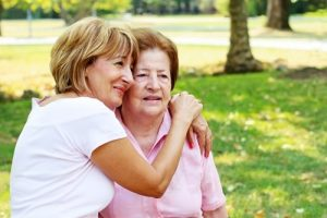 Alzheimer's disease patients can have complex care needs.
