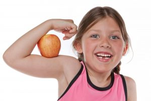 What should a young athlete eat