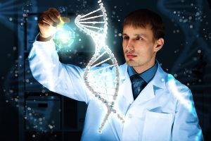 healthcare and gene editing