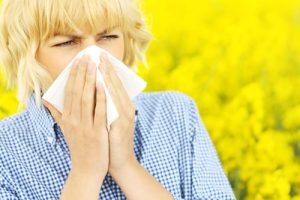 Can you tell the difference between a summer allergy and a summer bout of the flu?