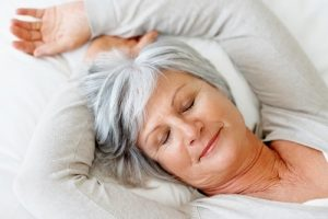 Inadequate amounts of sleep may accelerate the aging process in the brain.