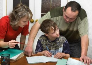 Parents can work with medical providers to help children with ASD.