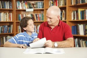 Specialists can help children with learning disabilities succeed in school.